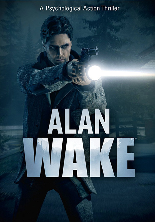 Alan Wake - Cover / Packshot