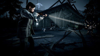 Screenshot1 - Alan Wake Collector's Edition
