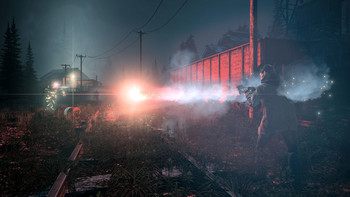 Screenshot2 - Alan Wake Collector's Edition