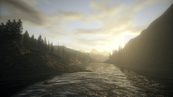 Screenshot3 - Alan Wake Collector's Edition