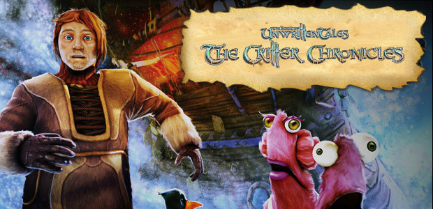 The Book of Unwritten Tales: The Critter Chronicles - Cover / Packshot
