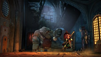Screenshot3 - The Book of Unwritten Tales 2