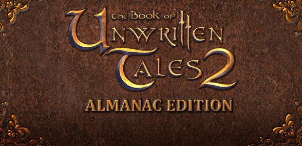 The Book of Unwritten Tales 2 - Almanac Edition - Cover / Packshot