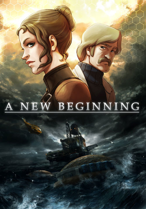 A New Beginning - Cover / Packshot