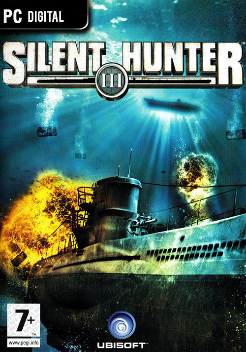 Silent Hunter III - Cover