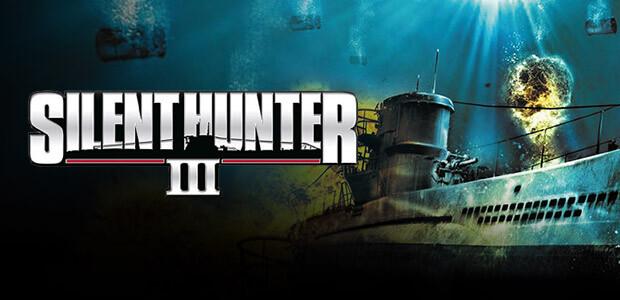 Silent Hunter III - Cover / Packshot