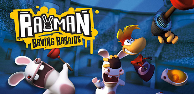 Rayman Raving Rabbids - Cover / Packshot