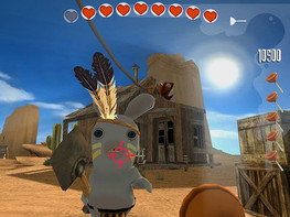 Screenshot4 - Rayman Raving Rabbids