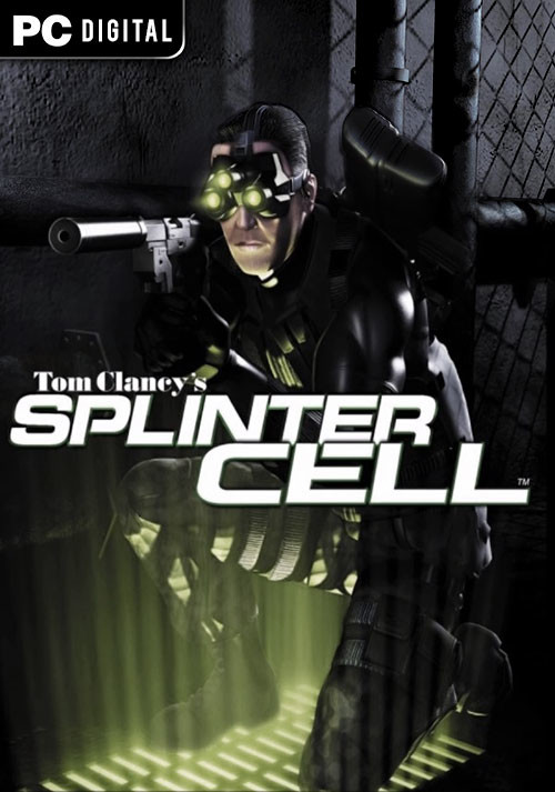 Splinter Cell - Cover / Packshot