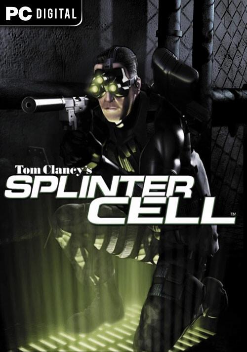 Splinter Cell - Cover / Packshot