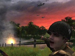 Screenshot2 - Brothers in Arms - Road to Hill 30
