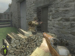 Screenshot6 - Brothers in Arms - Road to Hill 30