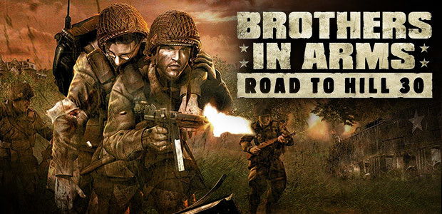 Brothers in Arms - Road to Hill 30 - Cover / Packshot