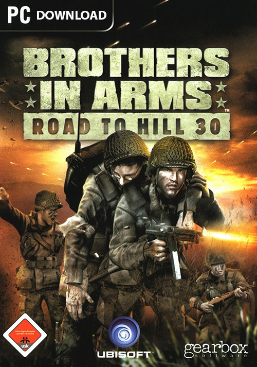 Brothers in Arms - Road to Hill 30 - Cover