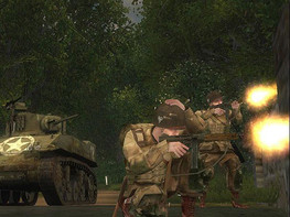 Screenshot1 - Brothers in Arms - Road to Hill 30