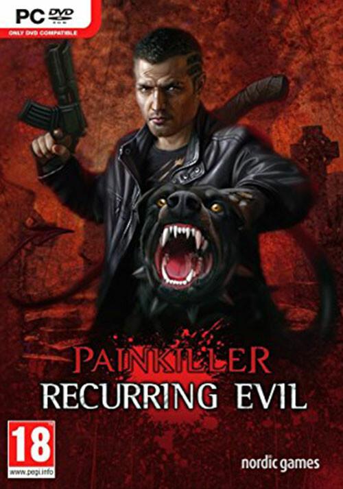 Painkiller - Recurring Evil - Cover