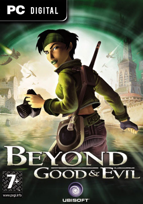 Beyond Good & Evil - Cover / Packshot