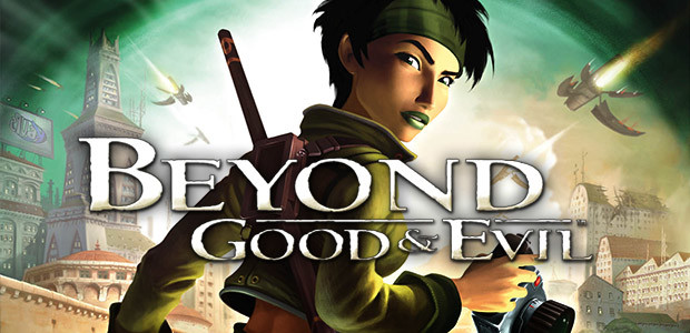 Beyond Good & Evil - Cover / Packshot