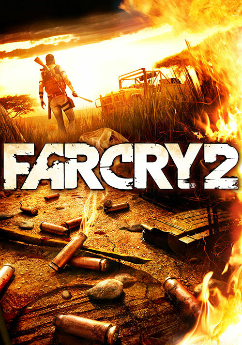Far Cry 2 - Fortune's Edition - Packshot