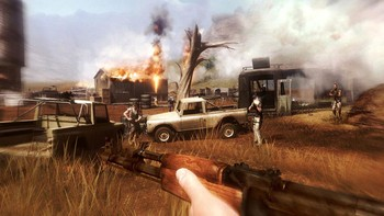 Screenshot1 - Far Cry 2 - Fortune's Edition
