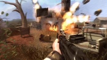 Screenshot2 - Far Cry 2 - Fortune's Edition