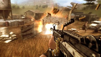 Screenshot5 - Far Cry 2 - Fortune's Edition