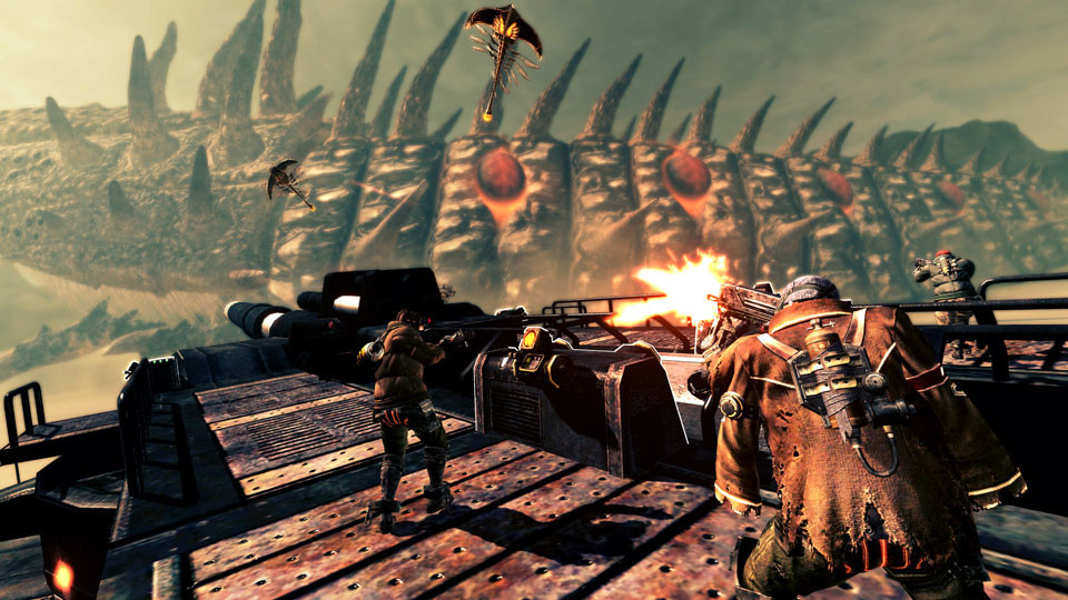 Скачать Игру Lost Planet 2 Скачать Торрент - фото 10