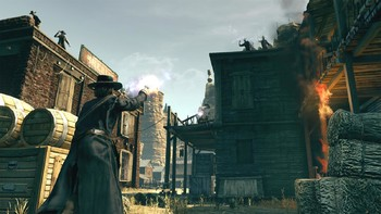 Screenshot1 - Call of Juarez: Bound in Blood