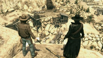 Screenshot3 - Call of Juarez: Bound in Blood