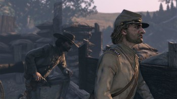 Screenshot4 - Call of Juarez: Bound in Blood