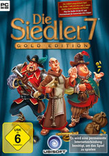 Die Siedler 7 Gold Edition - Cover