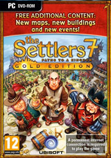 The Settlers 7 - Deluxe Gold Edition - Packshot