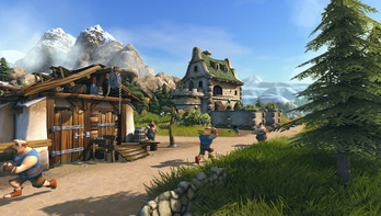 Screenshot2 - The Settlers 7 - Deluxe Gold Edition
