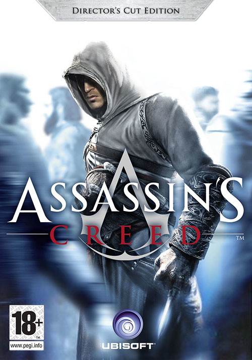 Assassin's Creed: Director's Cut Edition - Cover