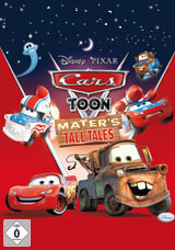 Cars Toon: Mater's Tall Tales - Cover