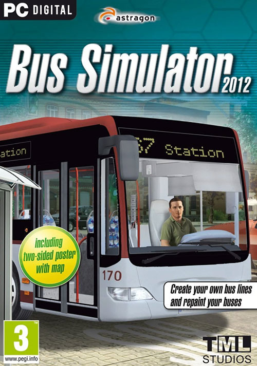 Bus-Simulator 2012 - Cover