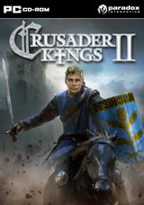 Crusader Kings II - Cover / Packshot