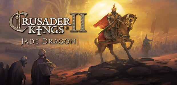 Crusader Kings II: Jade Dragon - Cover / Packshot