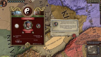 Screenshot1 - Crusader Kings II: Jade Dragon