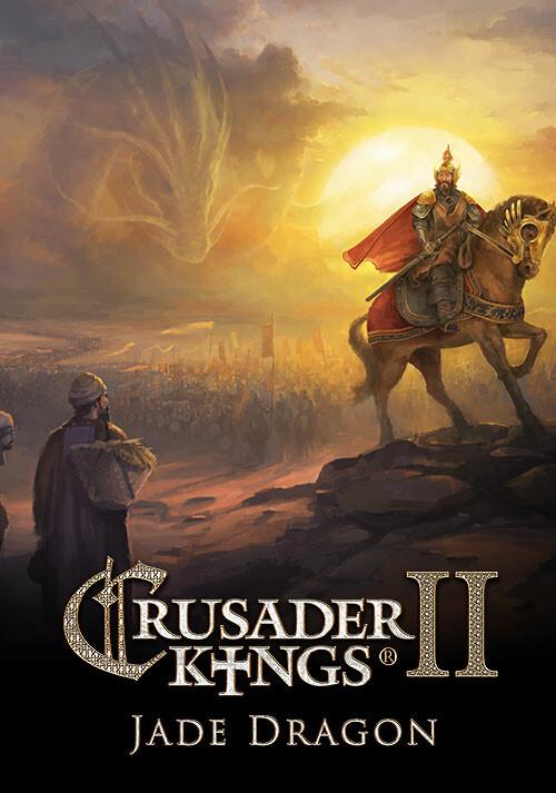 Crusader Kings II: Jade Dragon - Cover