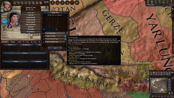 Screenshot2 - Crusader Kings II: Jade Dragon