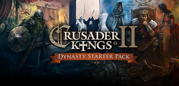Crusader Kings II: Dynasty Starter Pack - Cover / Packshot