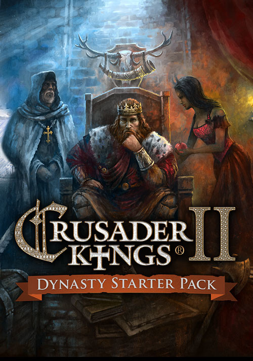 Crusader Kings II: Dynasty Starter Pack - Cover