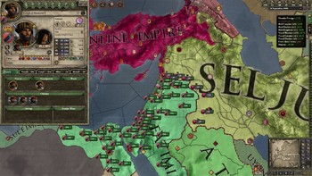 Screenshot1 - Crusader Kings II: Dynasty Starter Pack