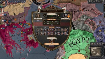 Screenshot2 - Crusader Kings II: Holy Fury