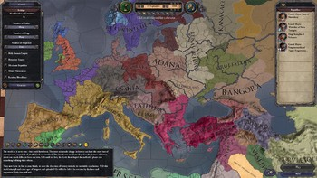 Screenshot1 - Crusader Kings II: Holy Fury