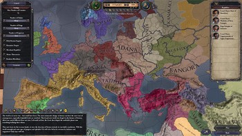 Screenshot1 - Crusader Kings II: Royal Collection