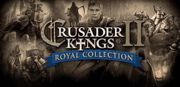 Crusader Kings II: Royal Collection - Cover / Packshot