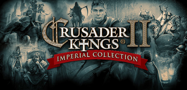 Crusader Kings II: Imperial Collection - Cover / Packshot