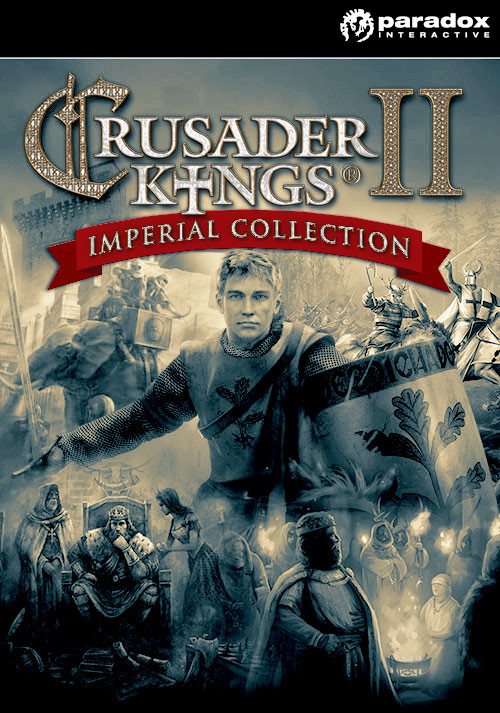 Crusader Kings II: Imperial Collection - Cover